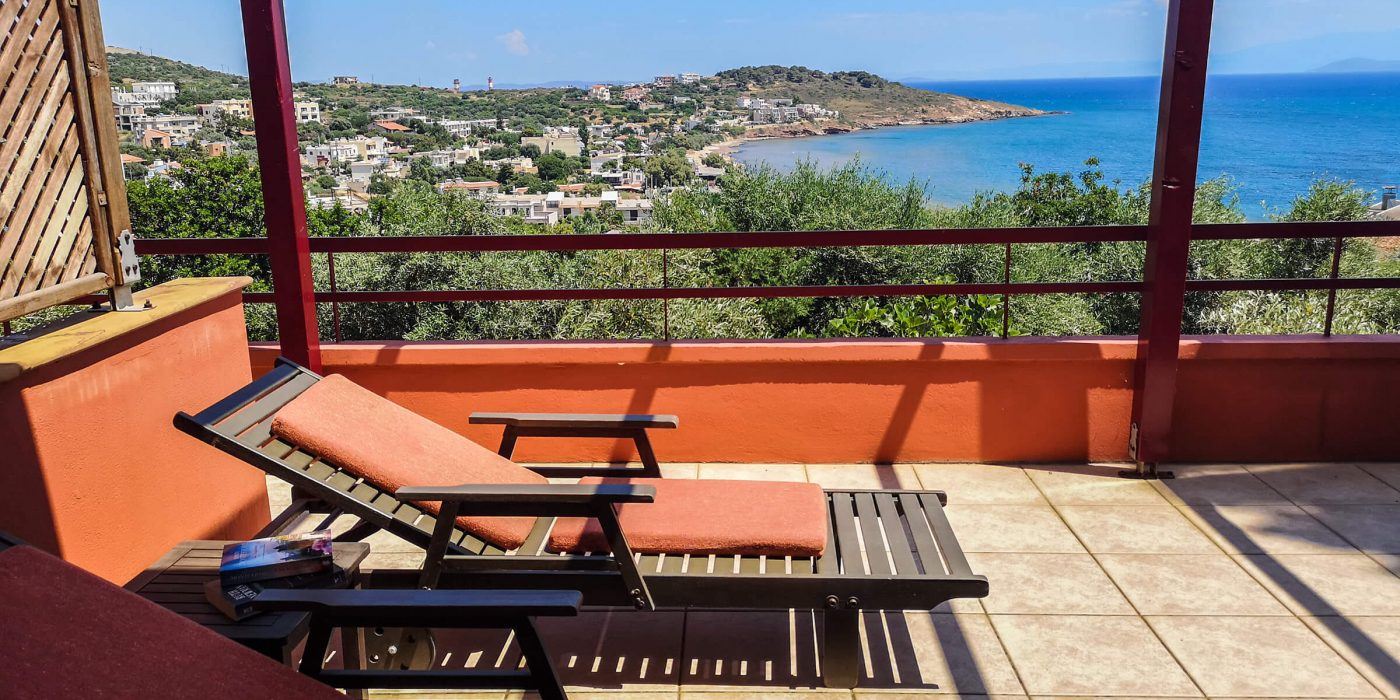 Benovias 7 Anemoi Apartments Sea View Karfas Chios