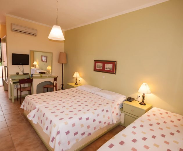 Benovias Aeriko Rooms Sea View Karfas Chios