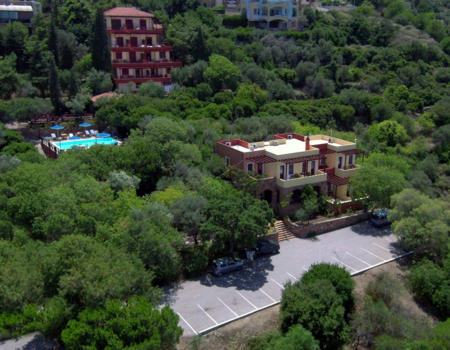 Benovias Aeriko Rooms 7 Anemoi Apartments Cafe Aeriko Karfas Chios